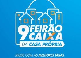 A nona edição do Feirão da Casa Própria da Caixa Econômica Federal inicia no próximo dia 3 de maio nas cidades de São Paulo e Fortaleza. Só na capital paulista, […]