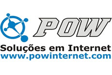 Logomarca do POW Internet